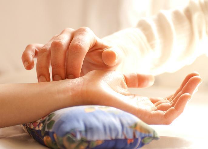 Как прощупать пульс беременной